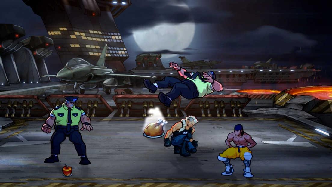 Streets of Rage 4: Mr X. Nightmare screenshot 1