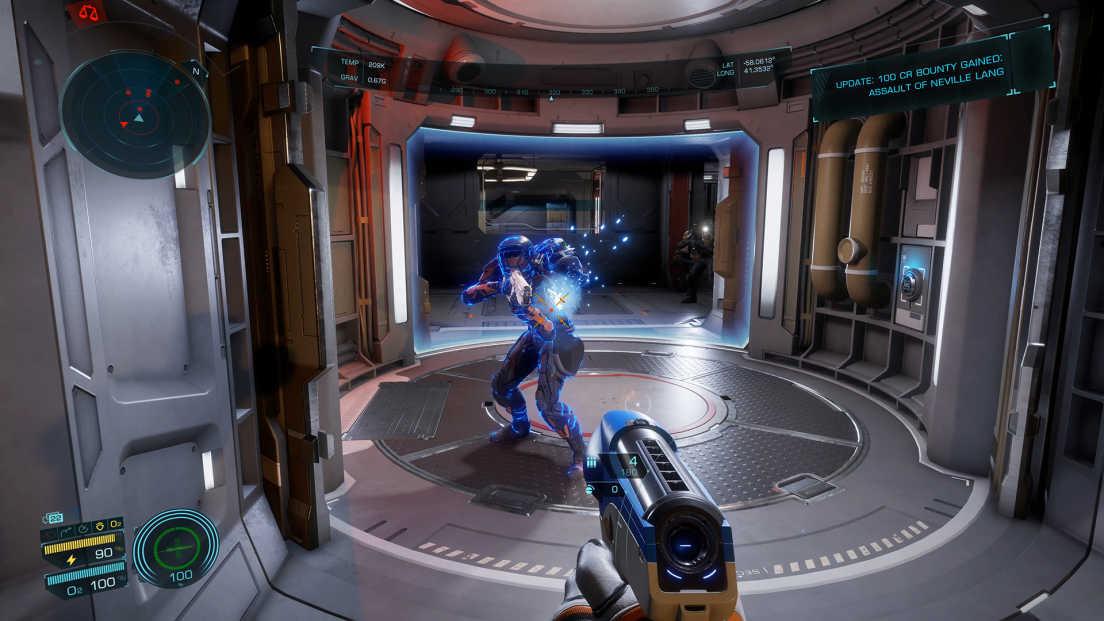 Elite Dangerous: Odyssey screenshot 1