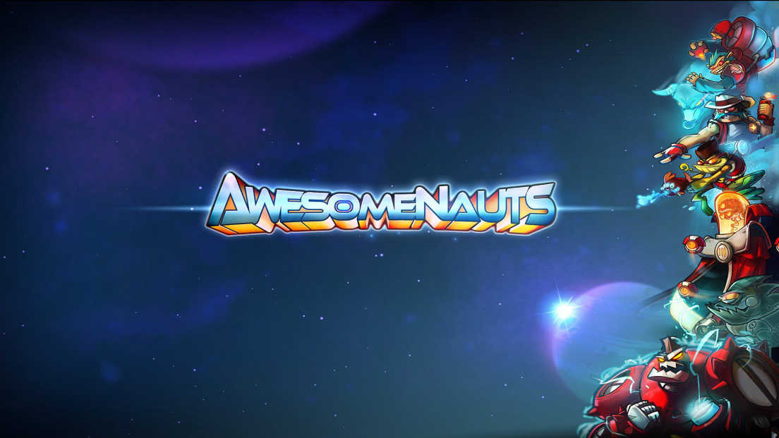 Awesomenauts screenshot 3