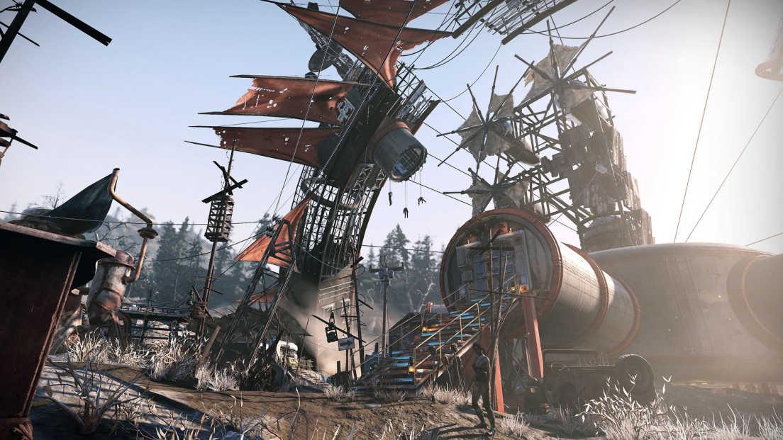 Fallout 76: Wastelanders screenshot 1