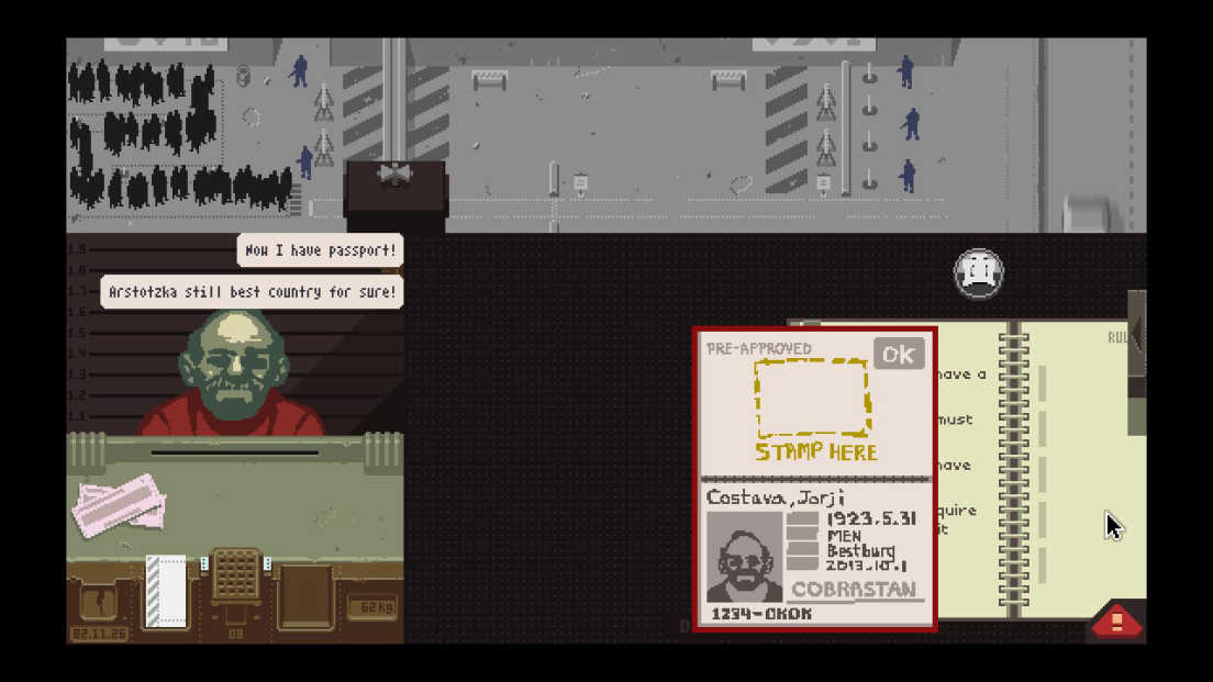 $6 off Papers, Please (PC Download), Cheapest Price & Best Deal - blogger.com