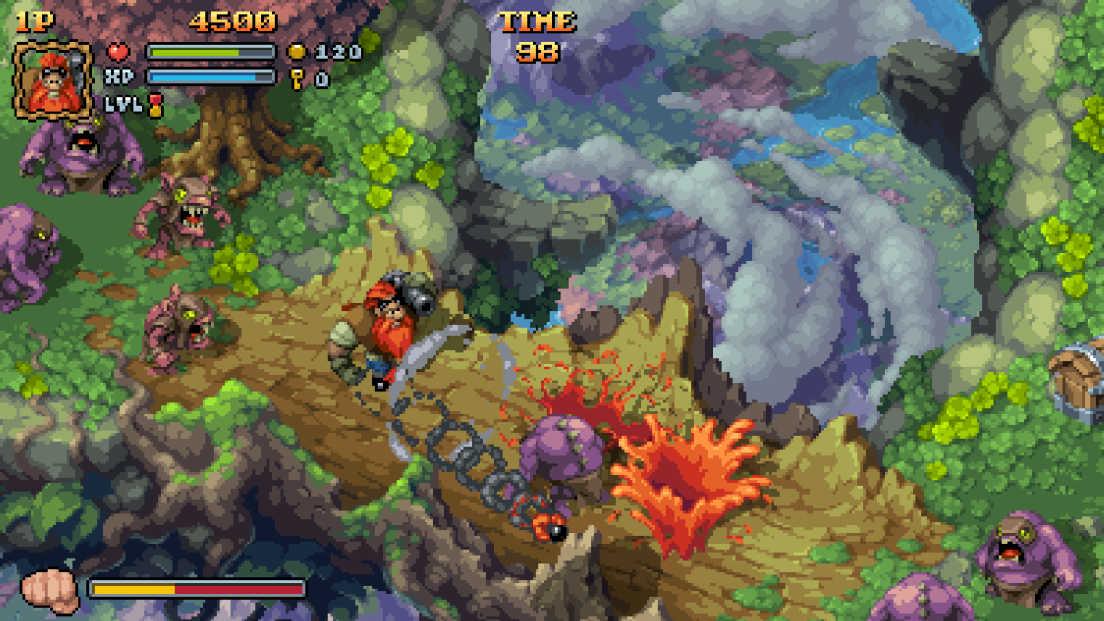 Battle Axe screenshot 2