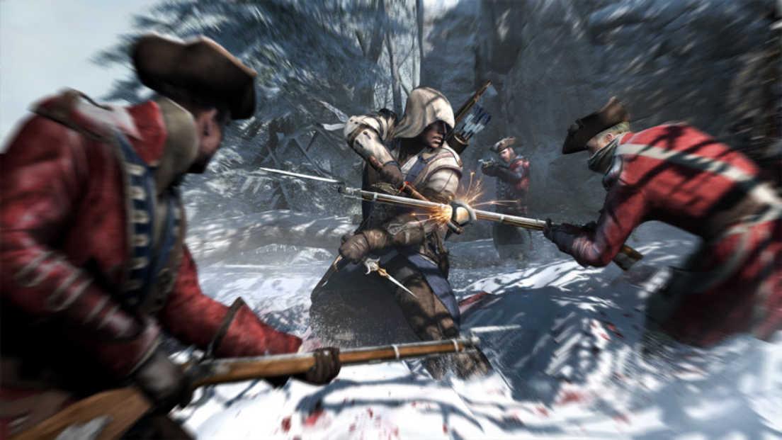 Assassin's Creed III screenshot 2