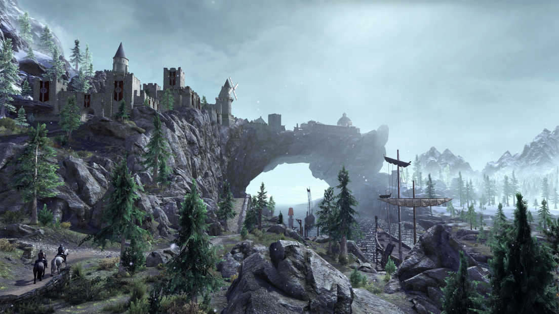 The Elder Scrolls Online: Greymoor screenshot 2
