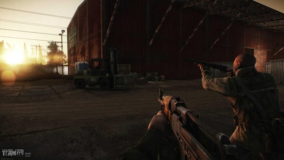 Escape From Tarkov screenshot 1