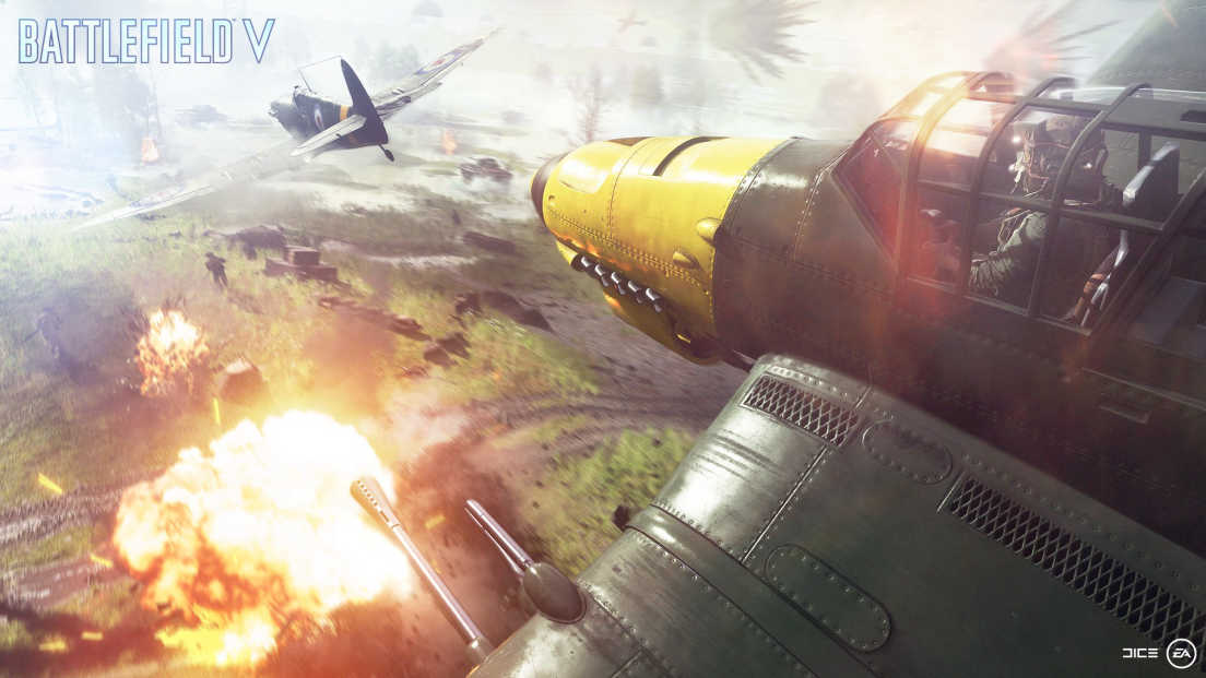 Battlefield V screenshot 2