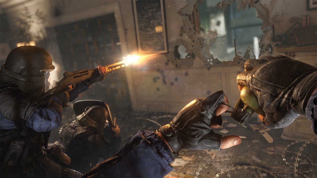 Tom Clancy's Rainbow Six: Siege screenshot 1