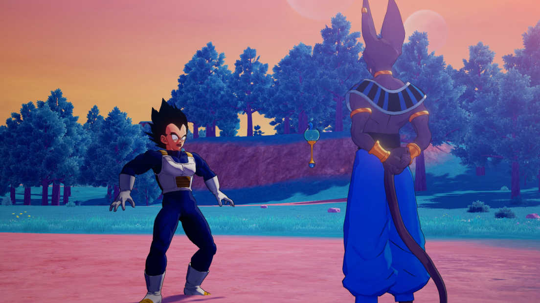 DRAGON BALL Z: KAKAROT: A New Power Awakens - Part 1 screenshot 1