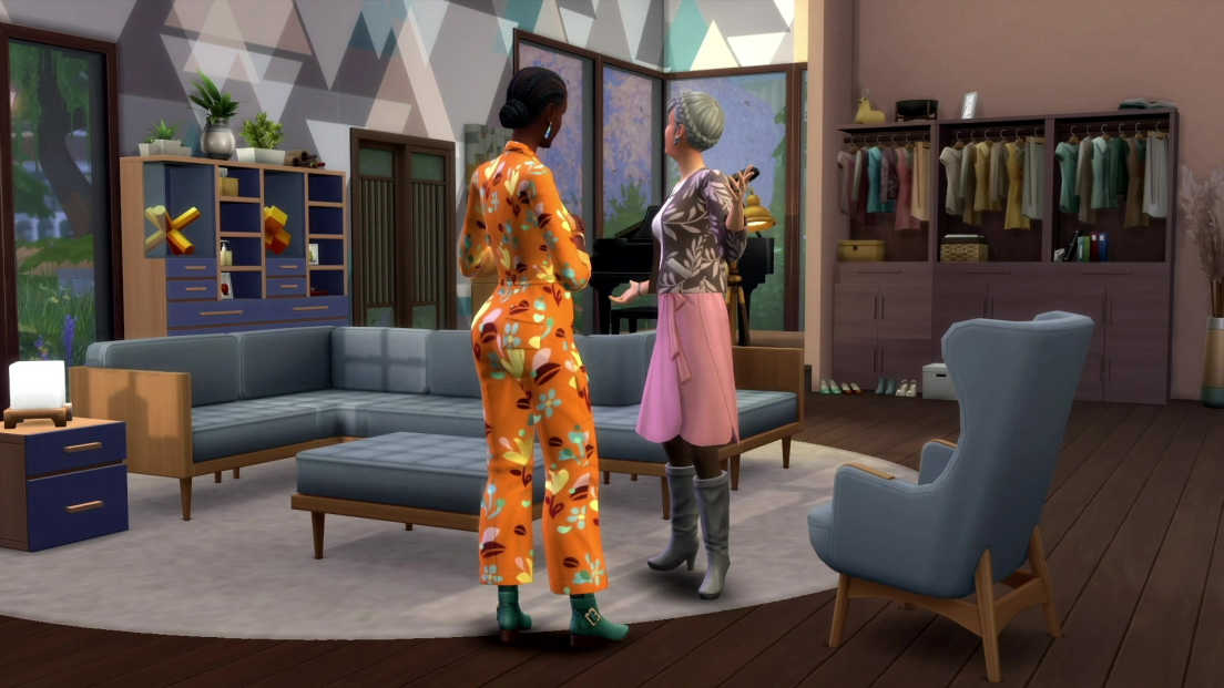The Sims 4 Dream Home Decorator screenshot 1
