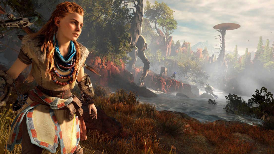 Horizon Zero Dawn screenshot 3