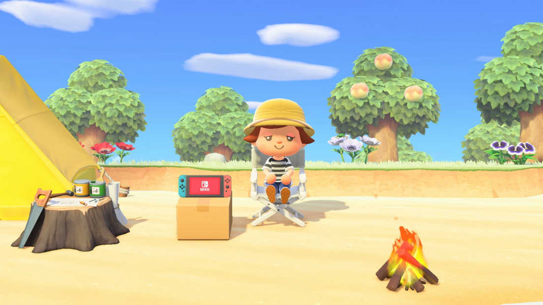 Animal Crossing: New Horizons screenshot 3