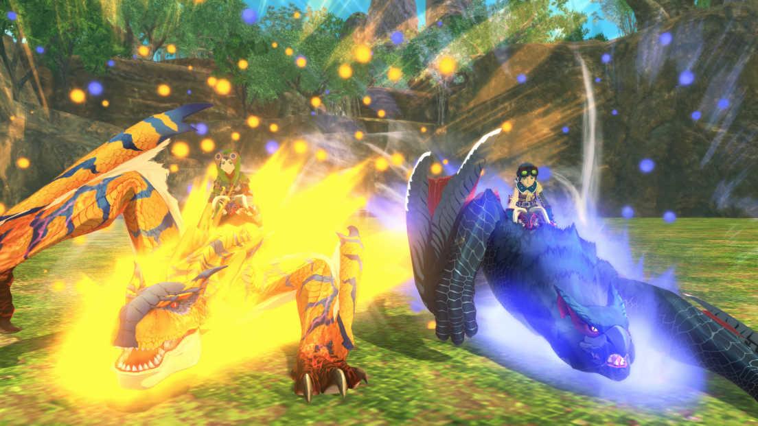 Monster Hunter Stories 2: Wings of Ruin screenshot 2