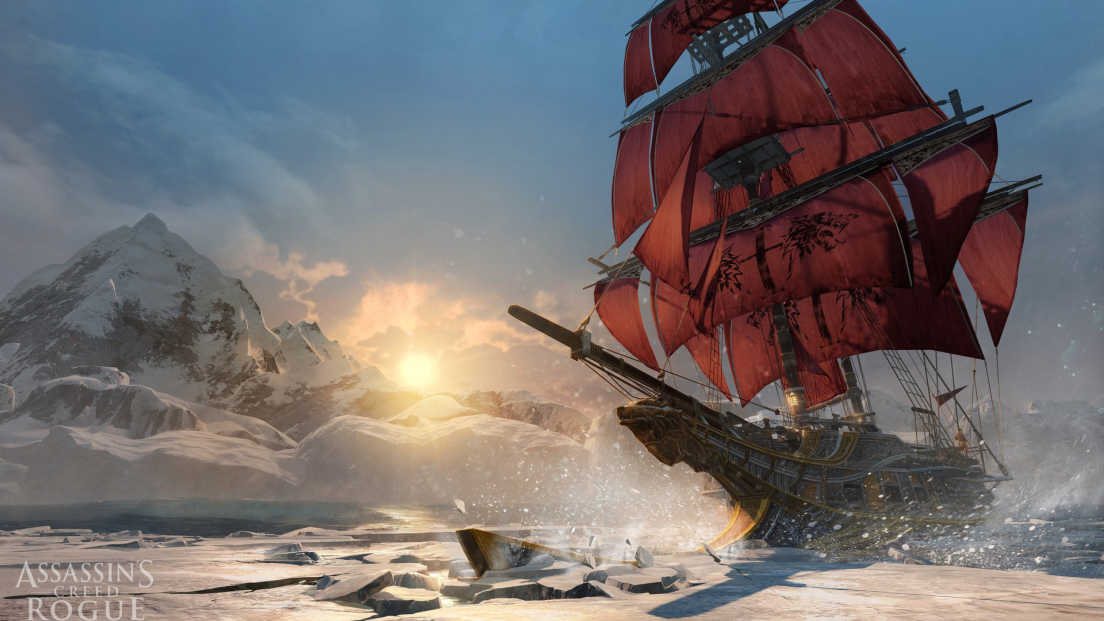 Assassin's Creed: Rogue screenshot 1