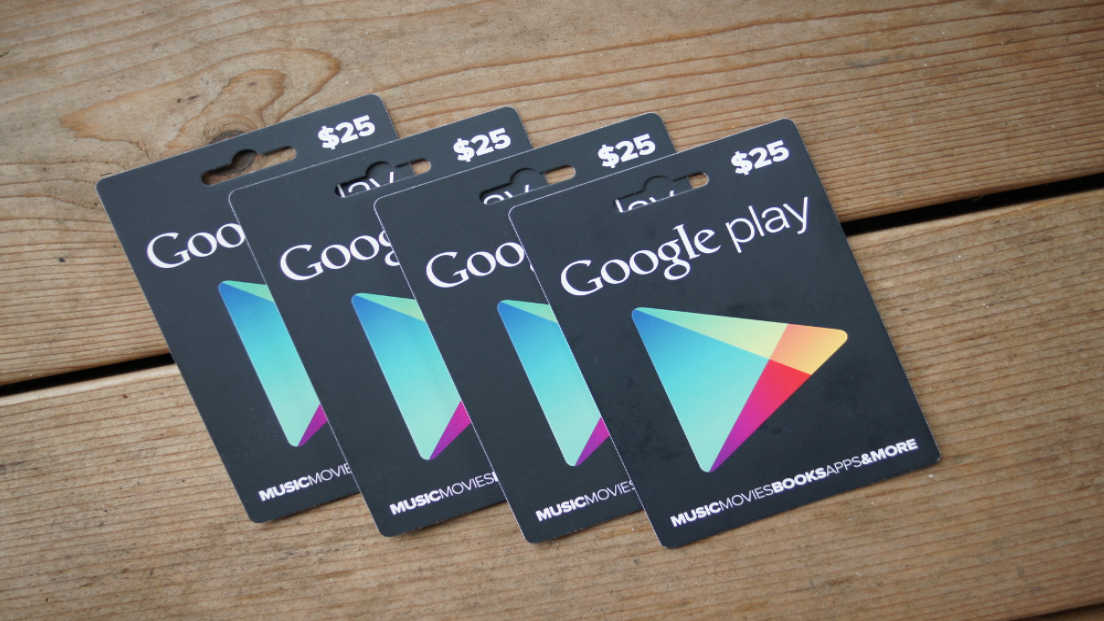 Google Play card screenshot 1