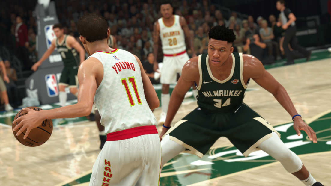 NBA 2K21 screenshot 3