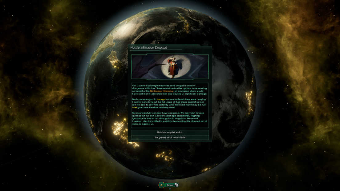 Stellaris: Nemesis screenshot 1