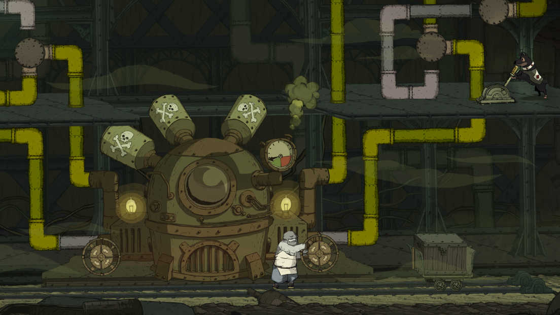 Valiant Hearts: The Great War screenshot 3
