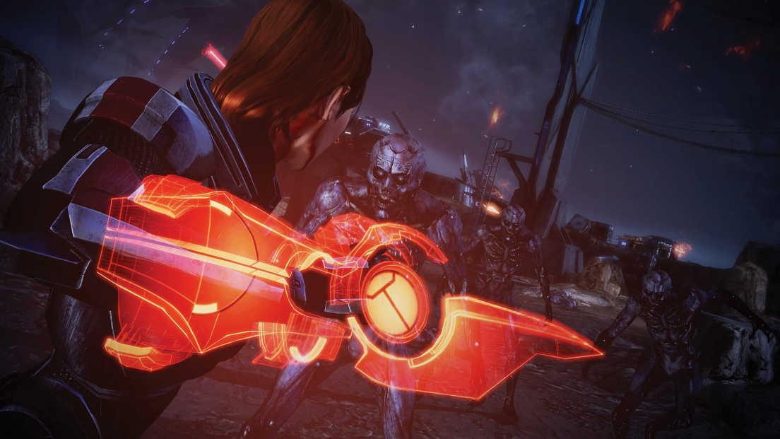 Mass Effect Legendary Edition screenshot 2