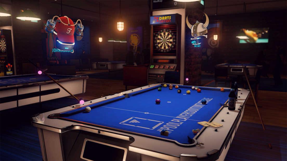 Sports Bar VR screenshot 1
