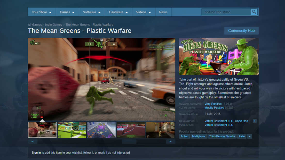 Steam card screenshot 3