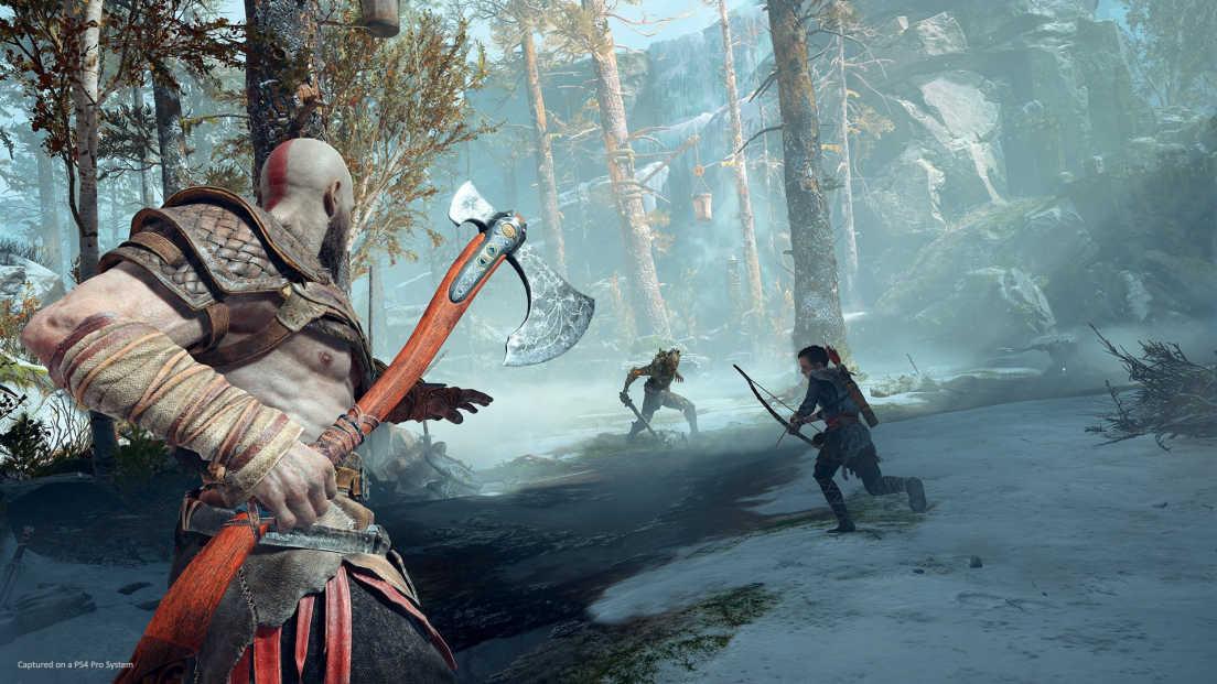 God of War screenshot 1