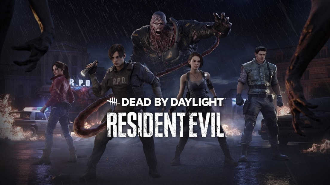 Dead by Daylight - Resident Evil Chapter