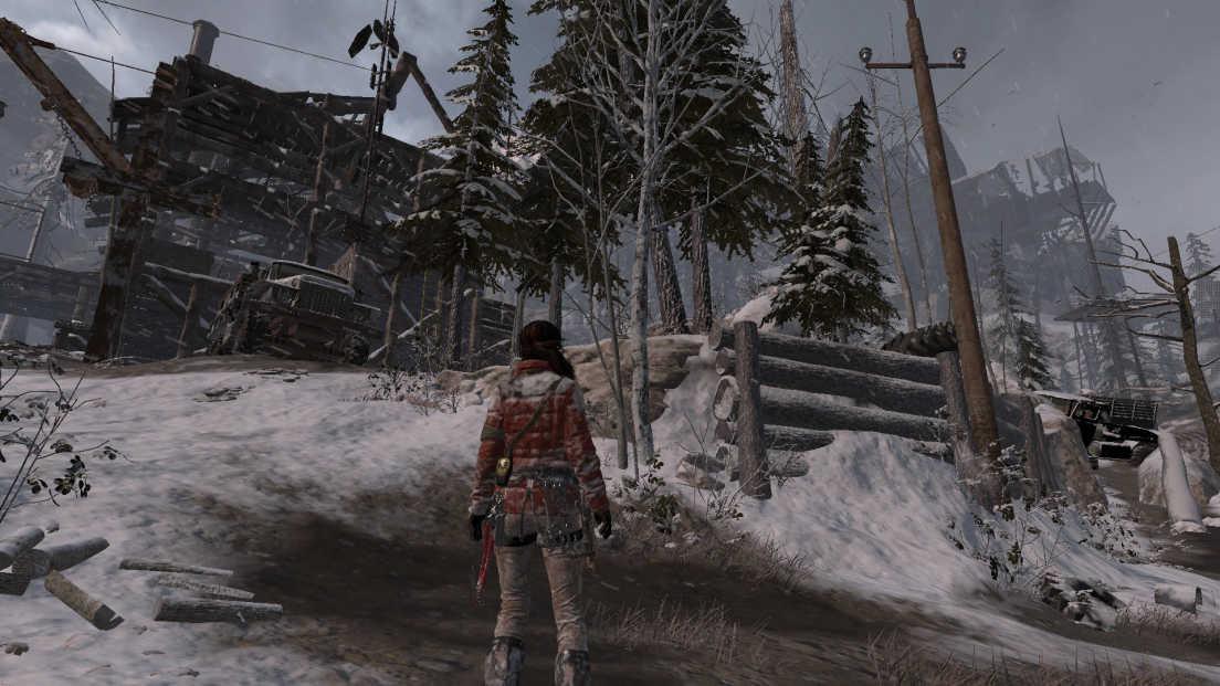 Rise of the Tomb Raider screenshot 2