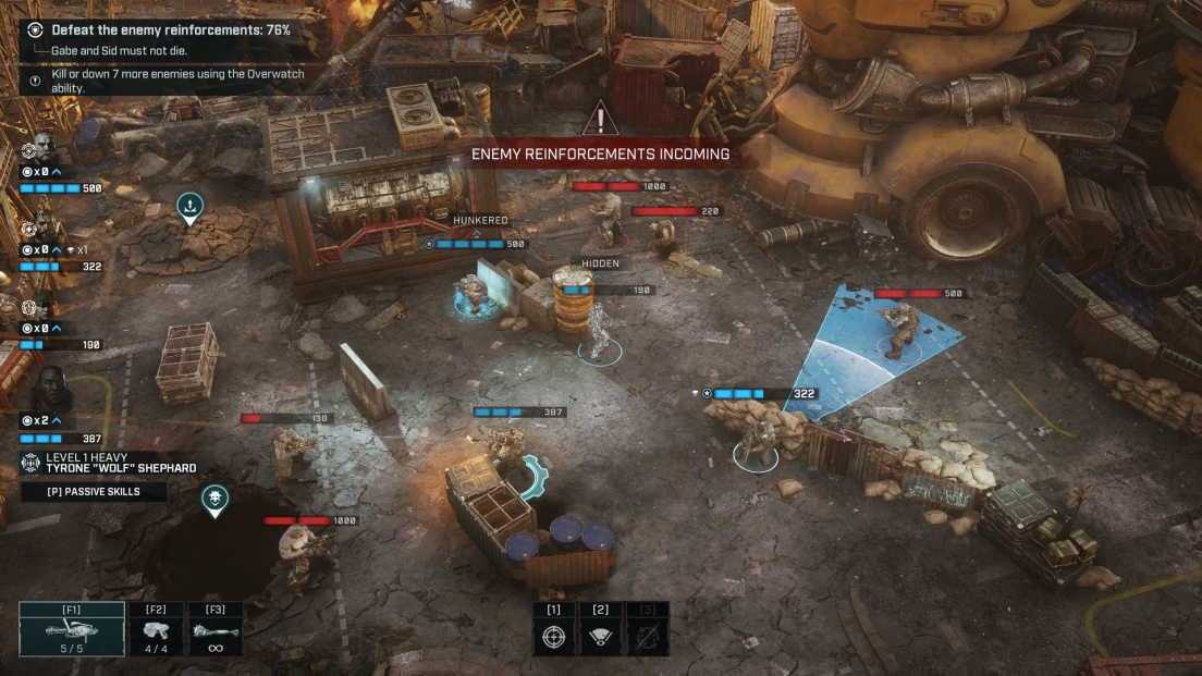 Gears Tactics screenshot 2
