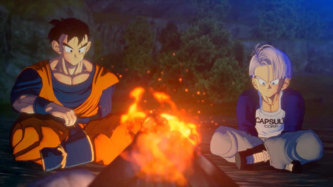Dragon Ball Z: Kakarot - Trunks: The Warrior Of Hope screenshot 2