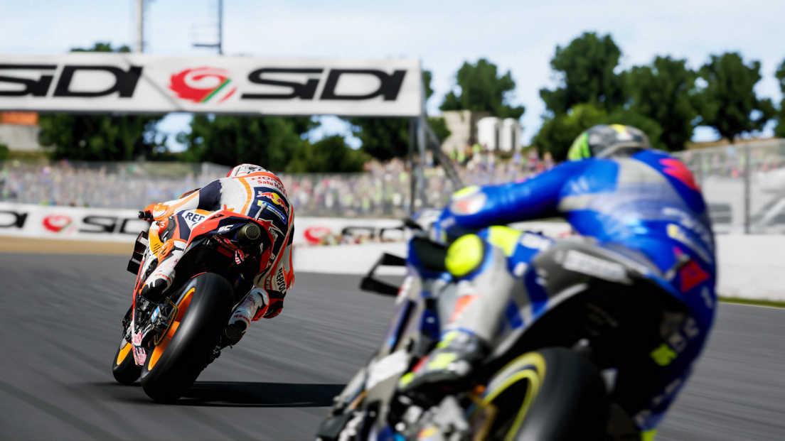 MotoGP 21 screenshot 2