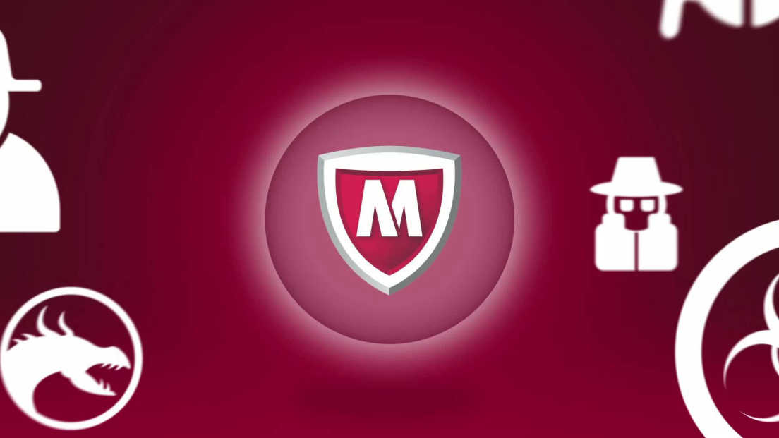 Mcafee screenshot 2
