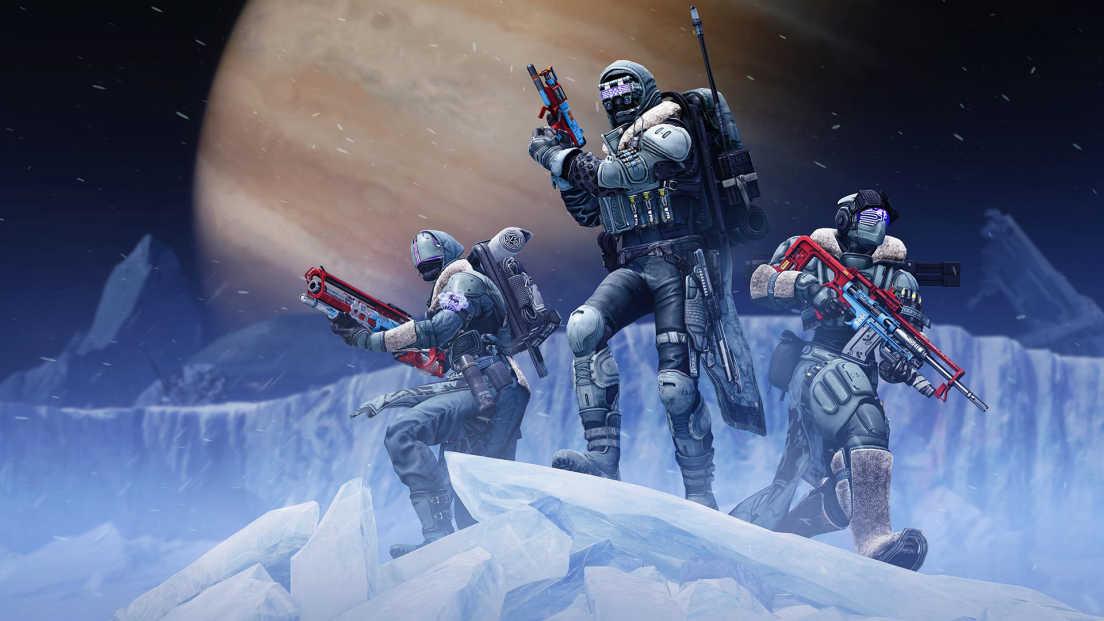 Destiny 2: Beyond Light screenshot 1