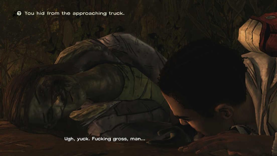 The Walking Dead: 400 Days screenshot 1