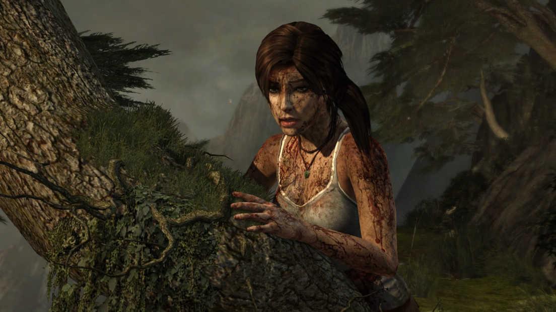 Tomb Raider screenshot 2
