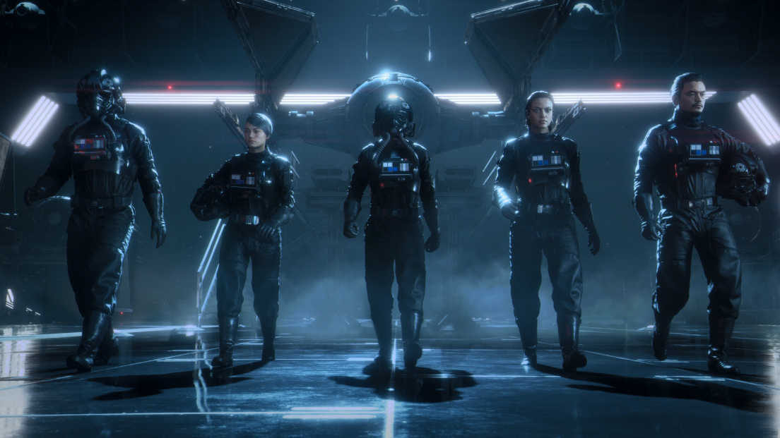 Star Wars: Squadrons screenshot 2