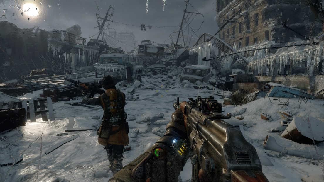 Metro Exodus screenshot 3