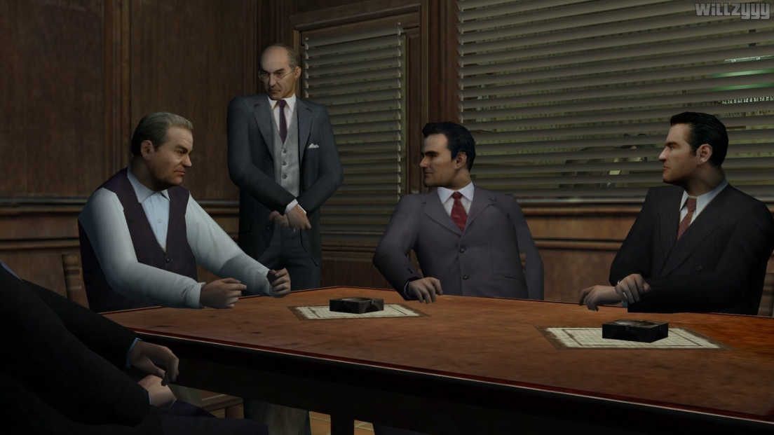 Mafia screenshot 2