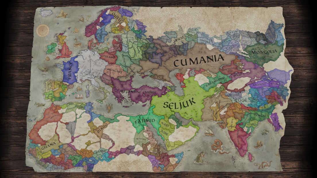 Crusader Kings III screenshot 2