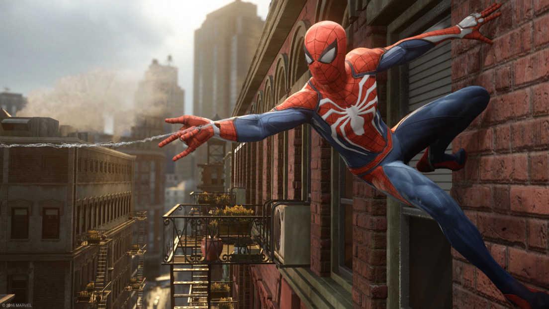 Marvel's Spider-Man screenshot 2