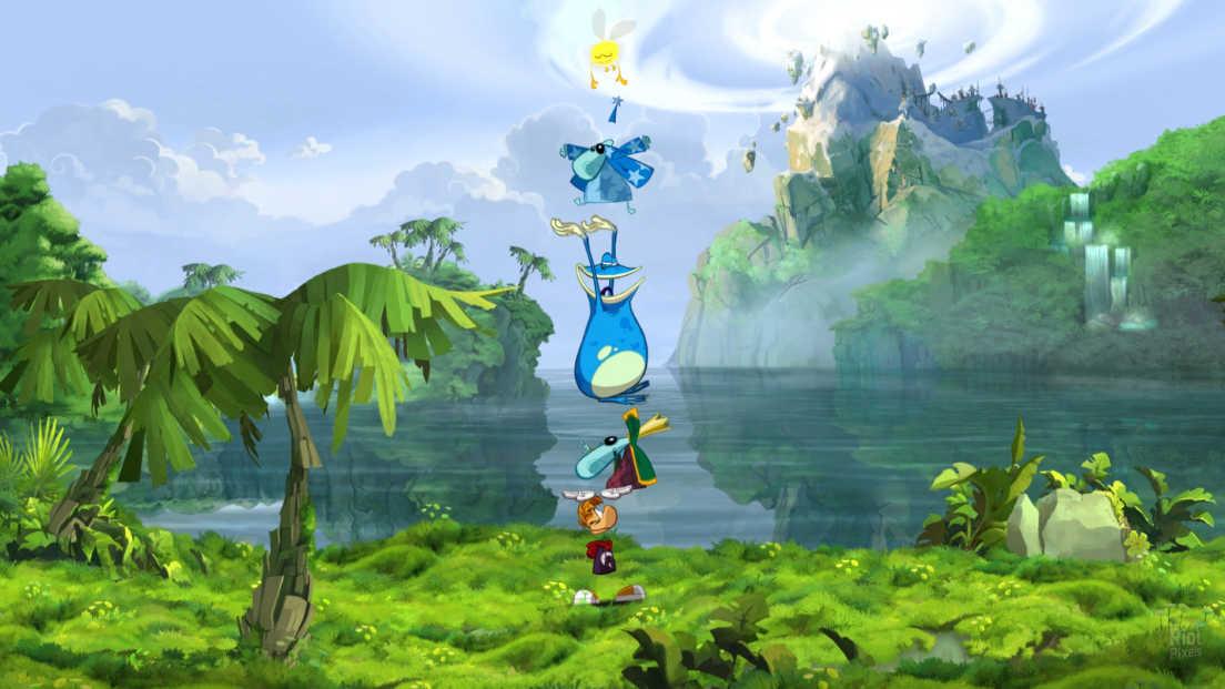 Rayman Origins screenshot 2