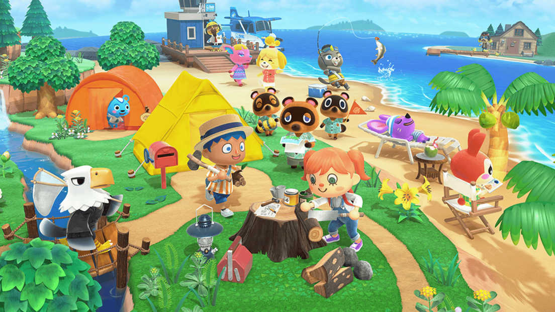 Animal Crossing: New Horizons screenshot 2