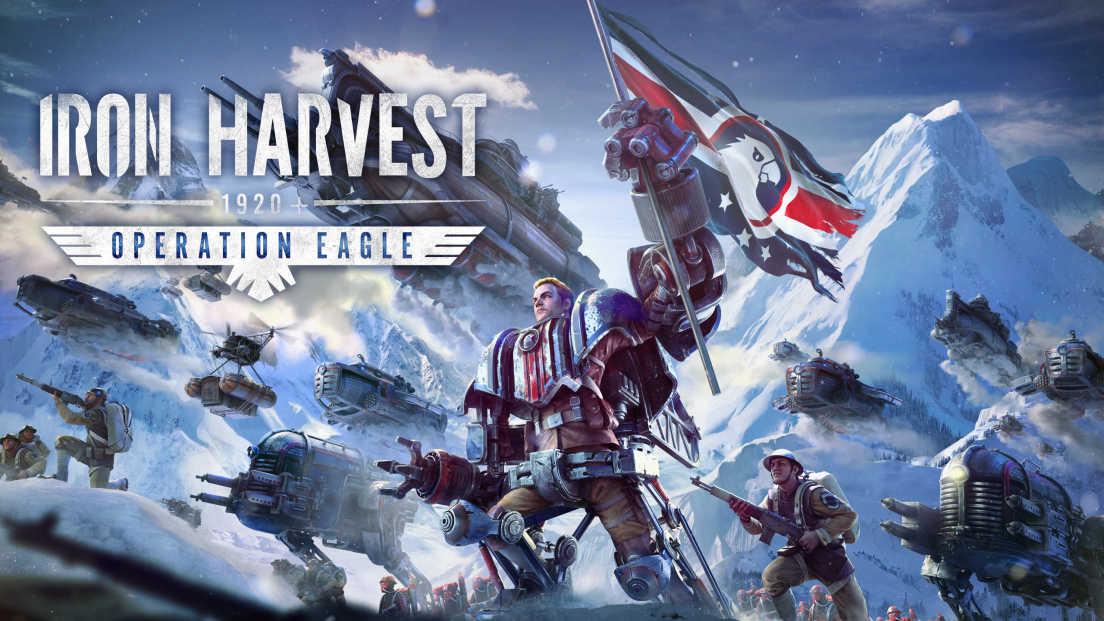 Iron Harvest Operation Eagle DLC
