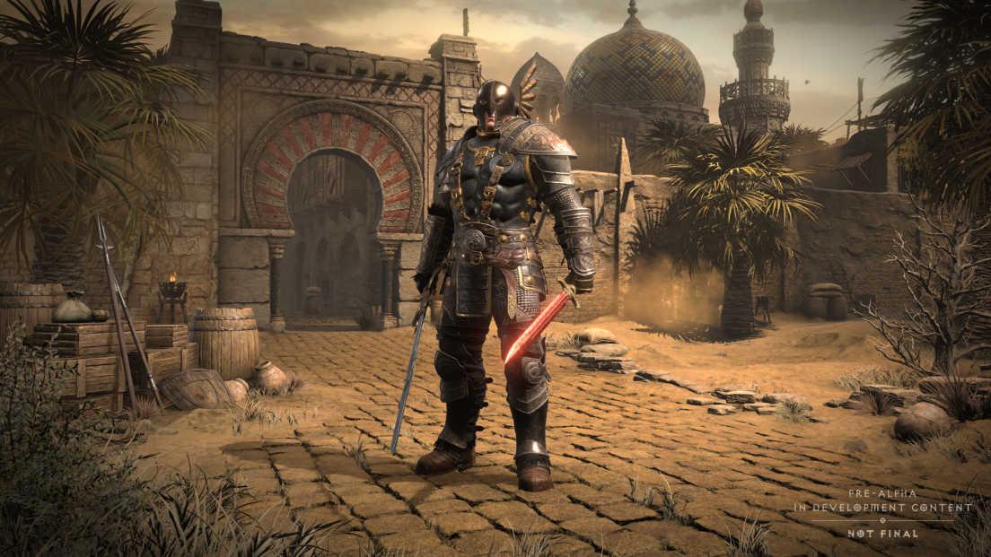 Diablo II: Resurrected screenshot 1