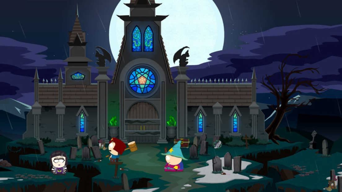 South Park: The Stick of Truth screenshot 2