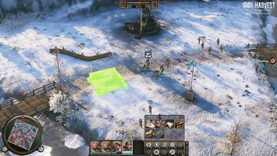 Iron Harvest Operation Eagle DLC screenshot 2