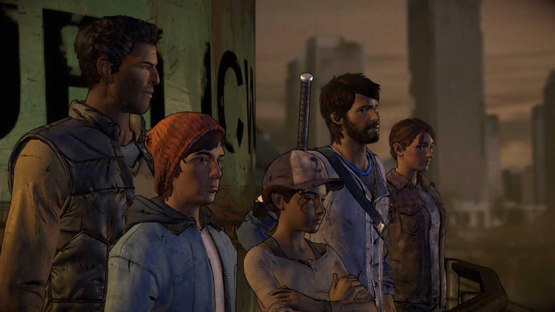 The Walking Dead: A New Frontier screenshot 3