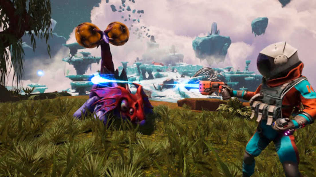 Journey to the Savage Planet screenshot 1
