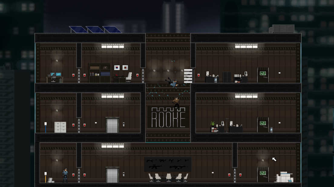 Gunpoint screenshot 2