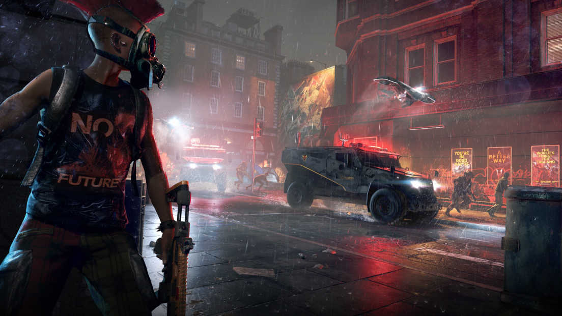 Watch Dogs: Legion screenshot 2