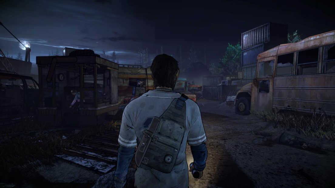 The Walking Dead: A New Frontier screenshot 2